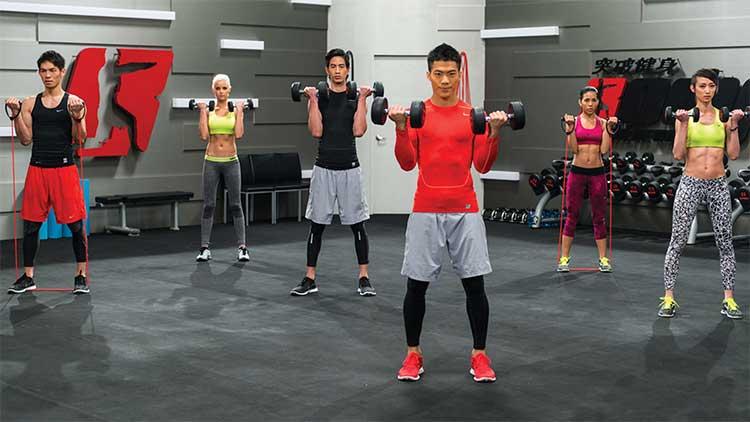 90 Day Full Throttle: Back & Biceps BT