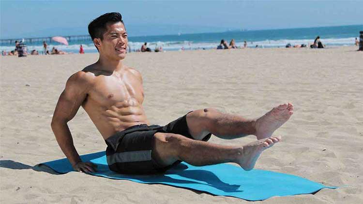 Body Breakthrough Beach Abs