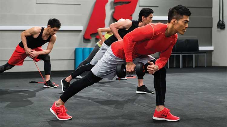 BT Light: Back, Legs, and Biceps