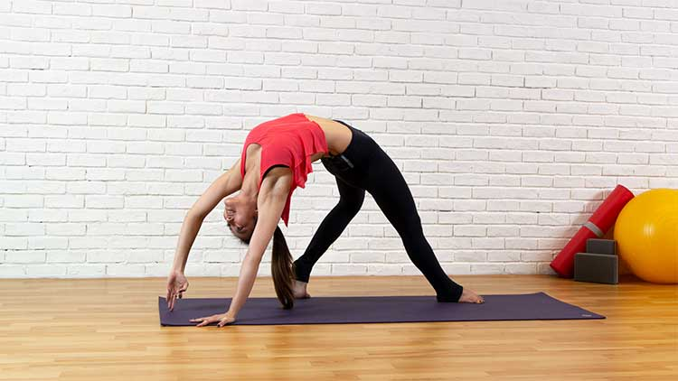 Day 10: Back Bend