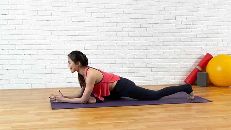 Day 4: Yin Yoga