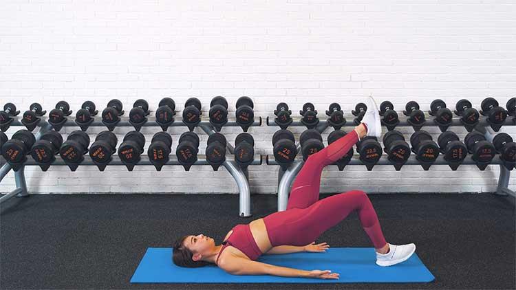 A Beginner's Workout: Legs
