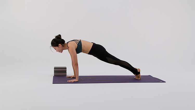 Core : Abs,  Back, Shoulders