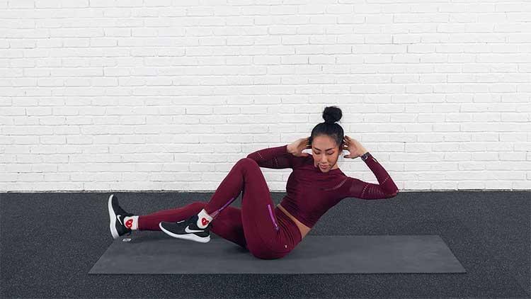 Sabrina's At-Home Workouts: Abs II