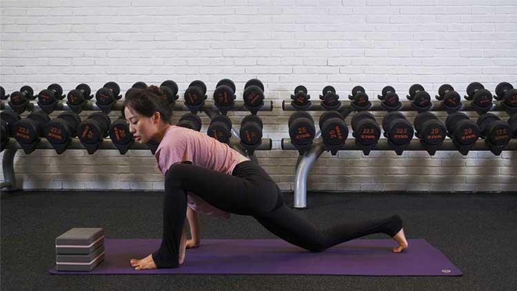 Body Breakthrough Yoga: Relaxing Your Hips